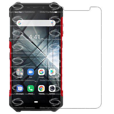 JOFLO 9H Tempered Glass Screen Protector Film for Ulefone Armor X3