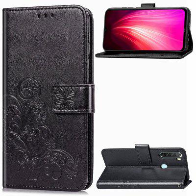 Leahter Back Cover Flip Wallet Phone Case for Xiaomi Redmi Note 8T