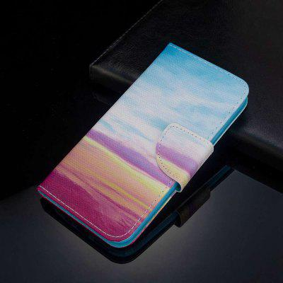 Cross Stitch Painting PU Phone Case for Xiaomi Redmi Note 7 / Note 7 Pro