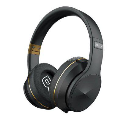 B4 Over-Ear sluchátka Wireless Sport Fitness Bluetooth 5.0 Stereo Duální Řidiči