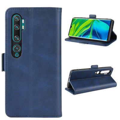 CHUMDIY PU Leather Flip Magnetic Wallet Phone Case for Xiaomi CC9 Pro / Note 10