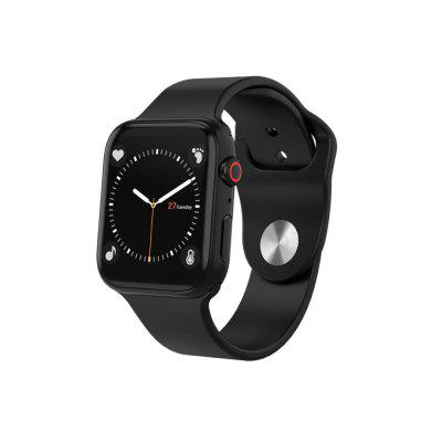 Universal 2019 Wireless Charging Smart Watch Bracelet GPS Bluetooth Touch Screen