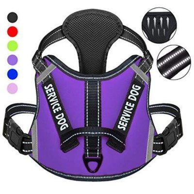 Large Medium e Small Dogs Anti-cursore Dog toracica Formazione Pet Vest