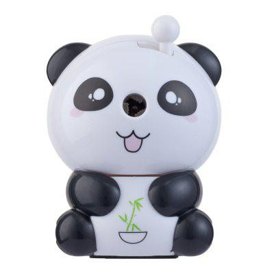 Comix B2469 Funny Pencil Sharpener with Panda Shape Automatic Pen Feeding Device
