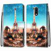 Wild Rose Painting PU Phone Case for One Plus 7 - MULTI-H