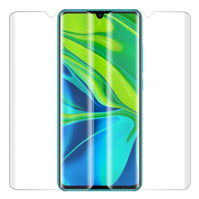 NORTHJO 2PCS 3D Curved Tempered Glass for Xiaomi Mi Note 10