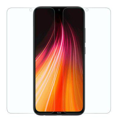 NORTHJO 2PCS getemperd glas Film voor Xiaomi redmi Note 8T