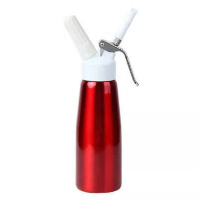 Café Sobremesa fresca creme de manteiga Dispenser Whipper Massa de bolo Dispenser 500ml