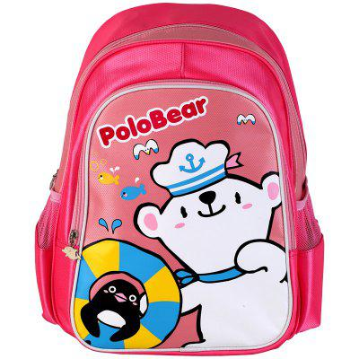 Comix SW009 Cartoon School BAG