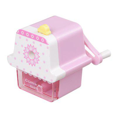 Comix B2459 School Kids Stationery Cute Pencil/Colored Pencil Sharpener