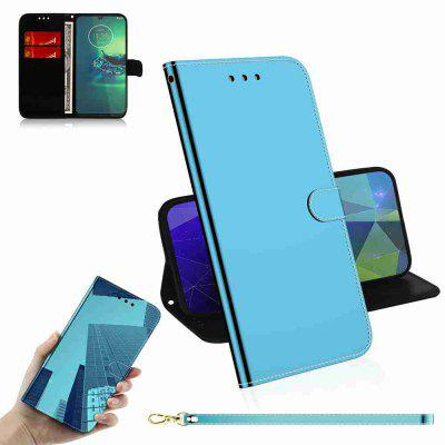 Pure Color Like A Mirror Phone Case for Moto G8 Plus