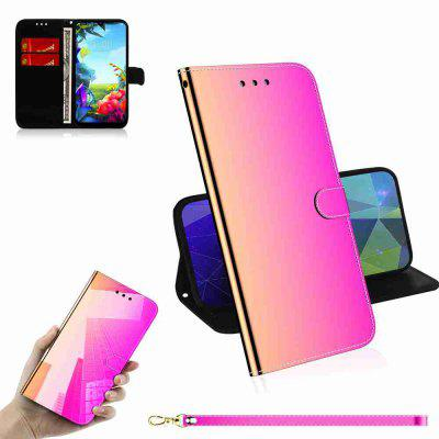 Pure Color Like A Mirror Phone Case voor LG K40S