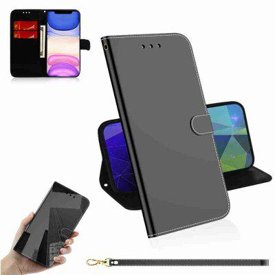 Pure Color Like A Mirror Phone Case for iPhone 11