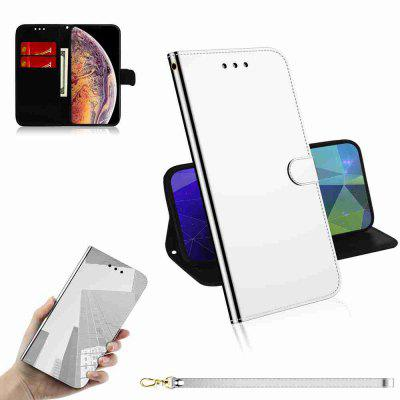 Pure Color Like A Mirror Phone Case for iPhone  Xs Max