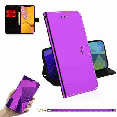 Pure Color Like A Mirror Phone Case for iPhone Xr