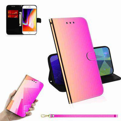 Pure Color Like A Mirror Phone Case voor iPhone 7 Plus / 8 Plus / 6S Plus / 6 Plus
