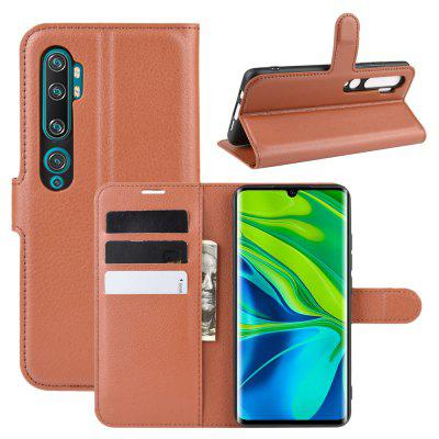 Card Protection PU Leather Phone Case voor Xiaomi Mi CC9 Pro / Note 10 / Note 10 Pro