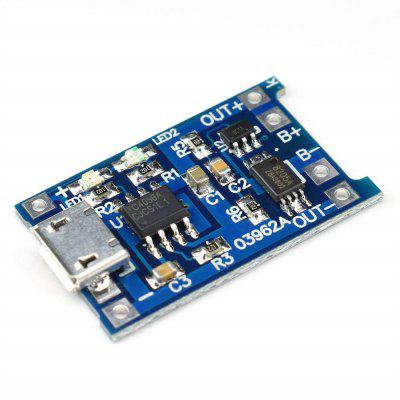 5V Micro USB 1A 18650 TP4056 Lithium Battery Charging Board