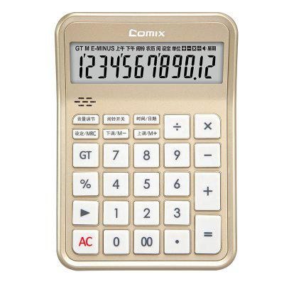 Comix C-89 Office Stationery Calcuator Electronic Calculator