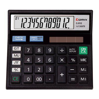 Comix C-512 Backtracking Calculator