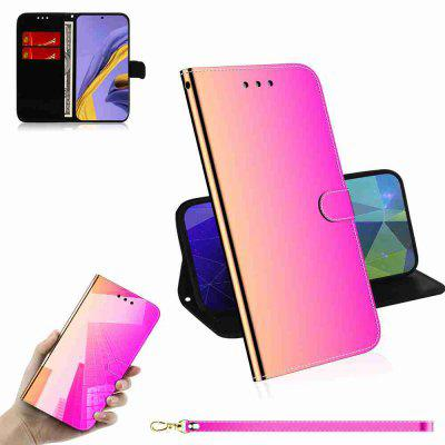 A Pure Color Like A Mirror Phone Case for Samsung Galaxy A51