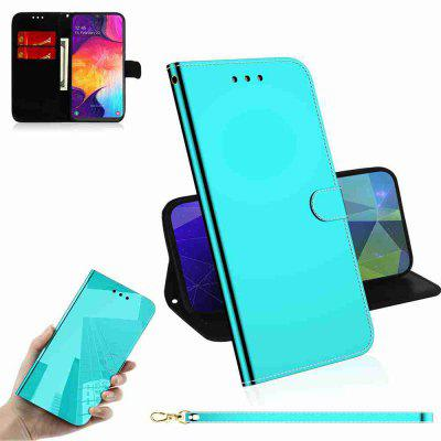 Pure Color Like A Mirror Phone Case for Samsung Galaxy A50/A30S/A50S Universal