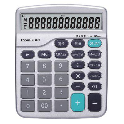 Comix C-1369  Office Desk Calculator for Promotion