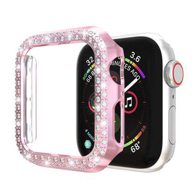 Luxury Bling Watch Case for Apple Watch Series 5 4 3 2 1 Cover Protect Shell