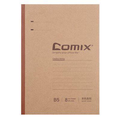 Comix C4408 B5 Notebooks Original Series 40Sheets