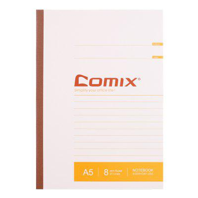 Comix C4503 A5 Notebook 40SHEETS Wireless Binding Book for Office