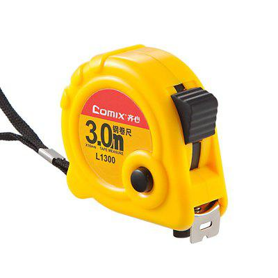 Comix L1300 Steel Tape Measure 3M Yellow