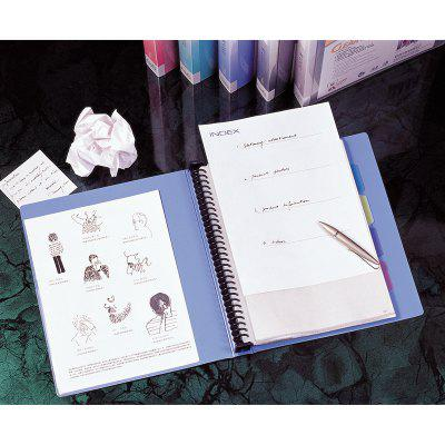 Vinx NF406A-S Display Book A4 Blue 20Pets