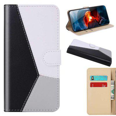 Phone Case a tre cuciture colore PU per Samsung Galaxy Note 10 Pro