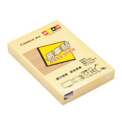 Comix D5001 Sticky Note 2X3INCH 100SHEETS