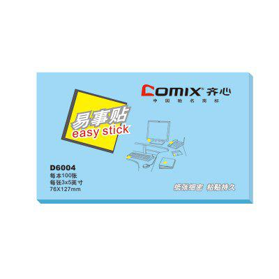 Comix D6004 Business Sticky Note 5X3'' 100PCS