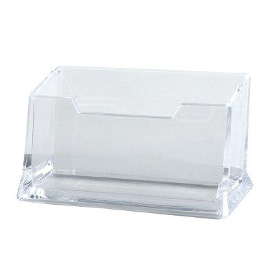 Komix B2169 vizitka Holder Transparent