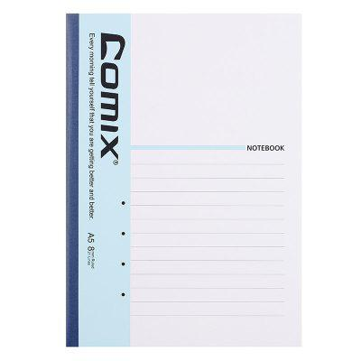 Komix C4804 A5 Notebook Classical Series 60SHEETS