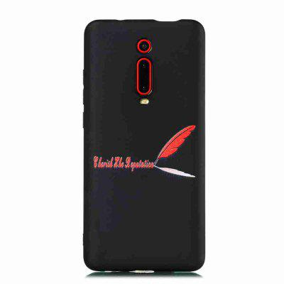 TPU Frosted Painted Phone Case for Xiaomi Redmi K20 / K20 Pro / Mi 9T/ Mi 9T Prp