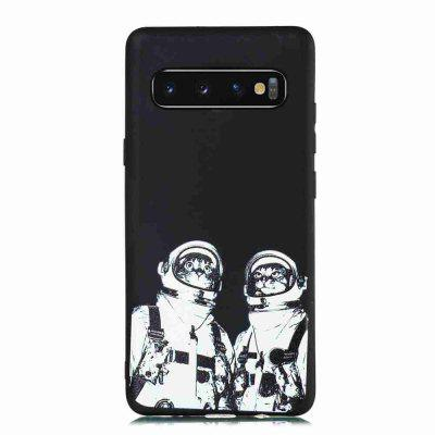 TPU Frosted Painted Phone Case for Samsung Galaxy S10 5G