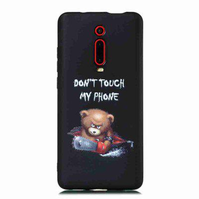 Frosted TPU Painted Phone Case for Xiaomi Redmi K20/K20 Pro/Mi 9T/Mi 9T Pro