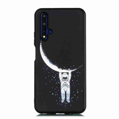 TPU Frosted Painted Phone Case for Huawei Honor 20/ Nova 5T