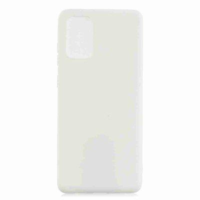 TPU Candy Material Phone Case for Samsung Galaxy S20 Plus