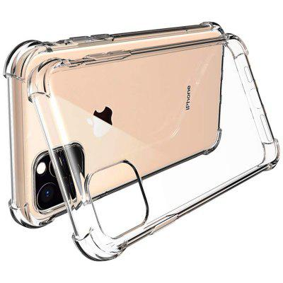 Durable Nice Transparent Silicone Drop-Proof for IPhone Case for IPhone 11 Pro