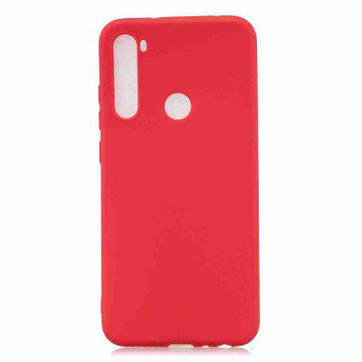 TPU Candy Material Phone Case for Xiaomi Redmi Note 8