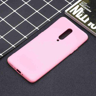 TPU Candy Material Phone Case for One Plus 7 Pro
