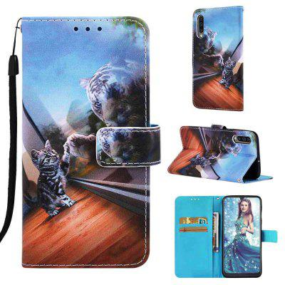 Multi-Pattern Painted PU Phone Case for Samsung Galaxy A50 / A50S / A30S