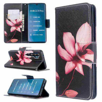 Multi-Pattern Painted PU Phone Case for Xiaomi CC9 Pro / Note10 / Note10 Pro