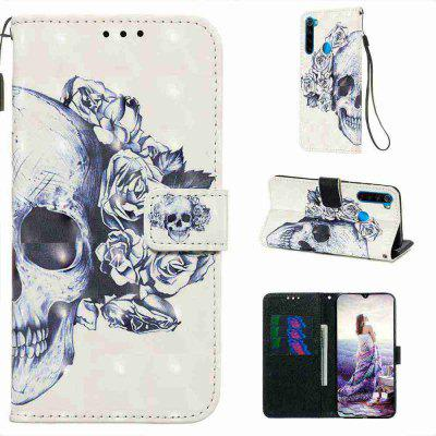 Multi-Pattern Painted Phone Case for Xiaomi Redmi Note 8