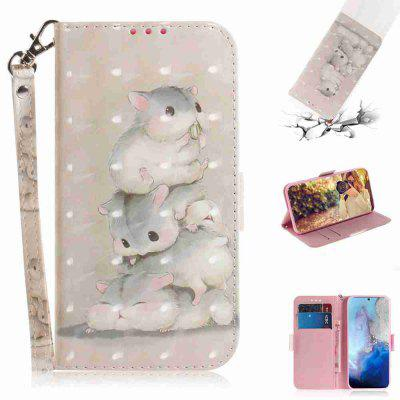 Multi-pattern 3D Painted Phone Case for Samsung Galaxy  S20