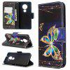 Multi-Pattern Painted Phone Case for Nokia 6.2 / Nokia 7.2 - MULTI-I